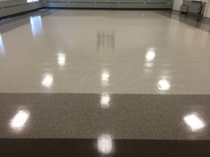 Why Commercial Floor Cleaning?